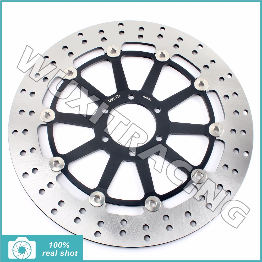 320mm Motorcycle Round New Front Brake Disc Rotor for BIMOTA BB1 650 BB1650 SUPERMONO 1996 1997 1998 1999 2000 96-00 motorcycle high quality black cnc