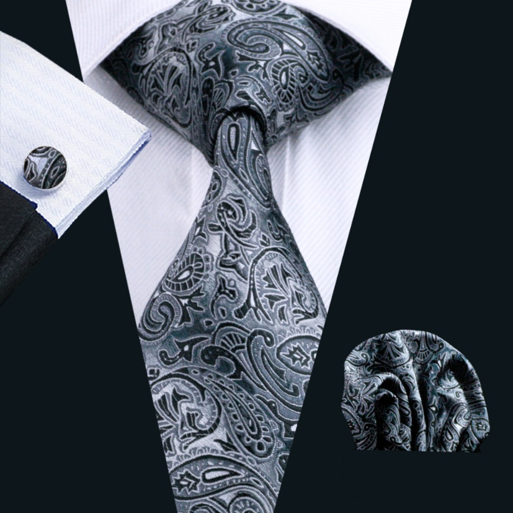 Brand Necktie Men Ties Designer Fashion Black Gray Neck Tie For Wedding Business Slim 8.5cm Skinny Tie For Men Cravate N-209