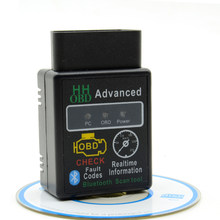 ELM327 OBD2 Code Reader Scan Tool Bluetooth Interface Auto Scanner