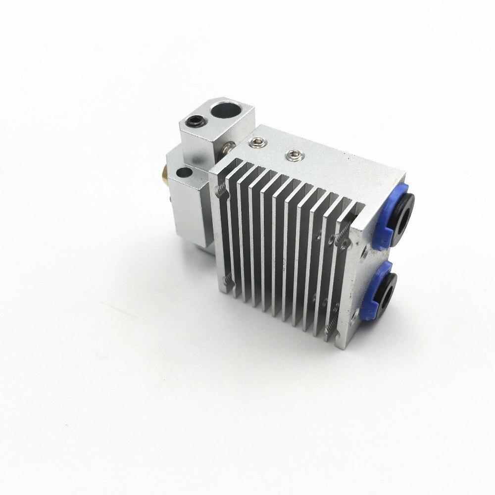 Funssor オールメタル 2 イン 1 アウトサイクロプスプラス Hotend チタン合金熱ブレーク多押出 diy 3D プリンタ  グループ上の パソコン & オフィス からの 3Dプリンタパーツ & アクセサリ の中 1