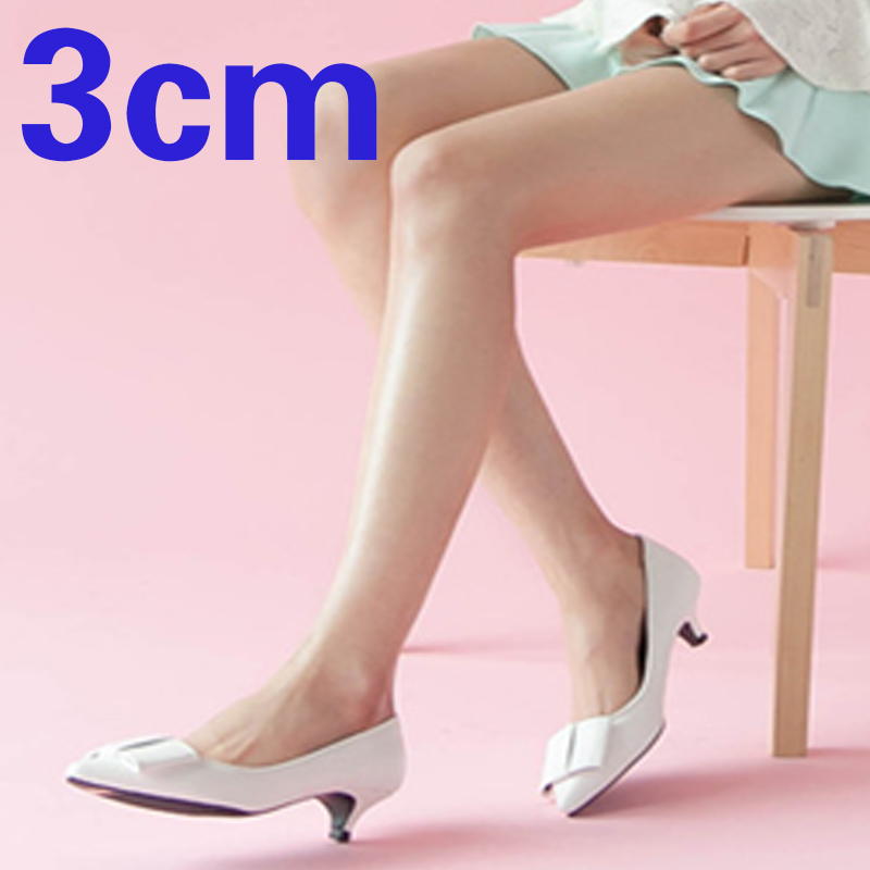 ФОТО Spring and summer thin high-heeled pointed toe bow heels shoes small yards 31 32 33 plus size 40 41 42 43 free shipping