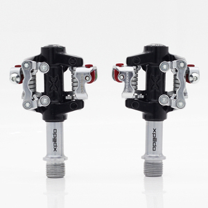 Image 2 - Wellgo Xpedo XMF07AC MTB Mountain Bike Pedal Clipless Pedals With Cleats SPD Compatible