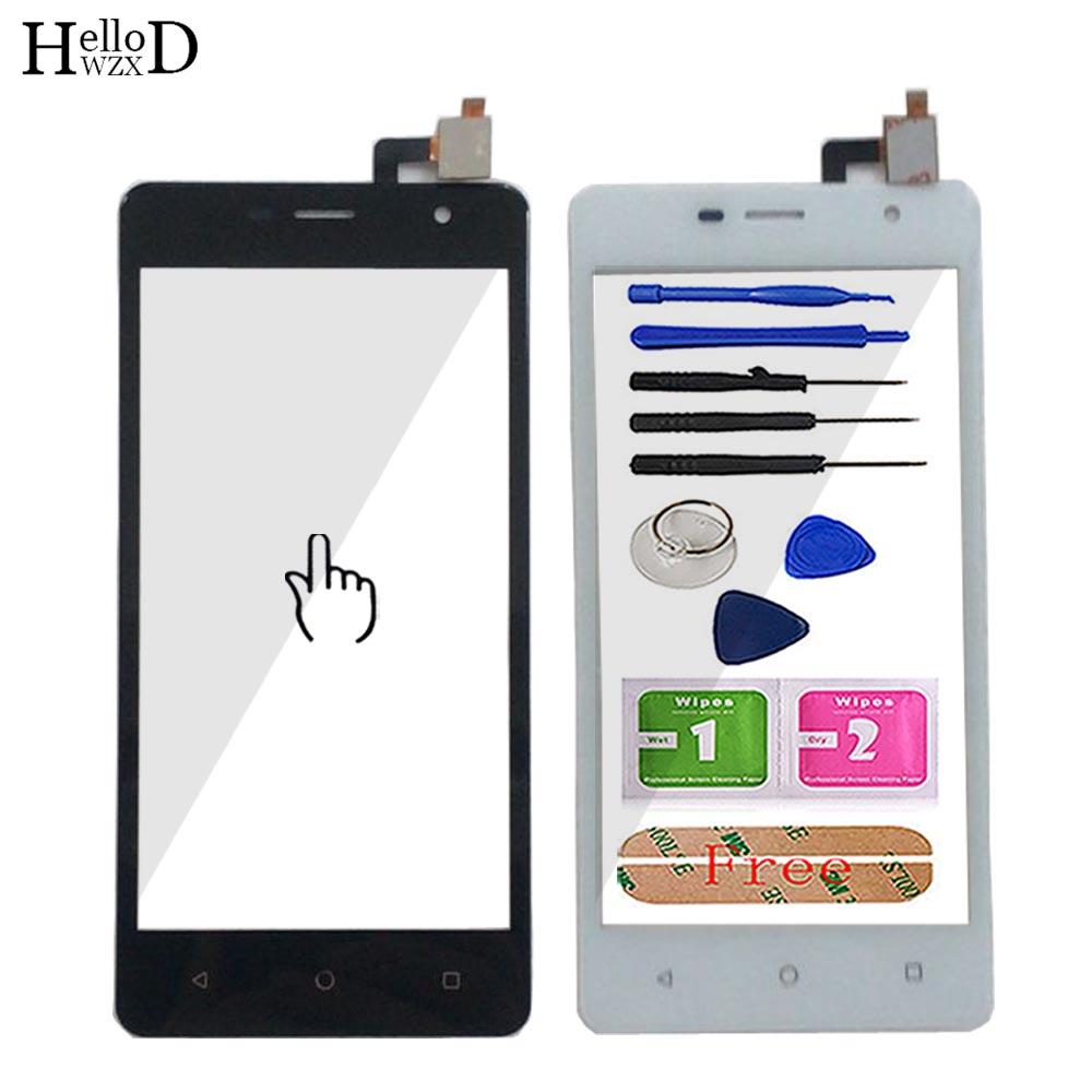 Mobile Touch Screen For <font><b>Prestigio</b></font> Muze G3 Lte <font><b>PSP3511</b></font> Duo PSP 3511 Touch Glass Screen Digitizer Panel Sensor Tools Adhesive image