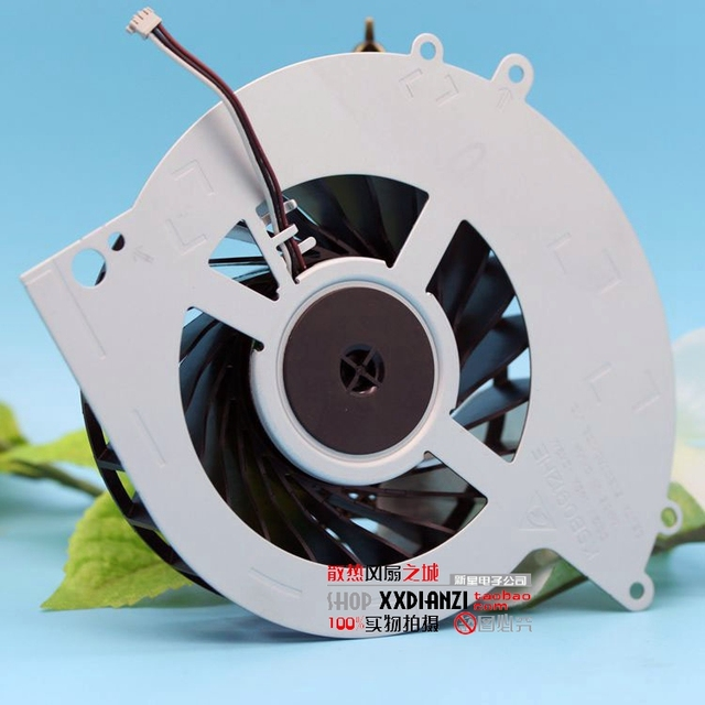 Brand new original PS4 PS4 anfitrión ventilador 12 V 1.4A KSB0912HE ventilador incorporado de enfriamiento