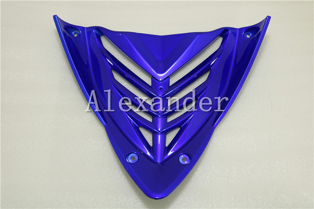 Fairing Set  Grill Under Antifouling Cover For Yamaha YZF R25 R3 2012 2013 2014 2015 2016 blue  R 25 3