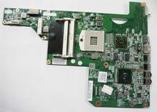 Шели материнская плата для ноутбука HP Compaq CQ62 G62 G72 605902-001 Для ЦПУ Intel с HM55 5430/512 М-Встроенная видеокарта