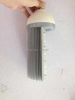 Toika Fedex 30 W LED Bombilla De Bola De Burbuja AC85-265V Aletas De Disipador De Calor 180 Grados Led Bombilla De Maíz Luz De Jardín Base E27 E40