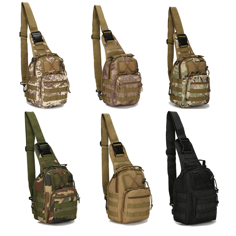 Facecozy 2019 Outdoor Sports Military Bag Climbing Shoulder Tactical Hiking Camping