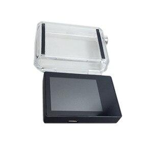 Image 2 - ملحقات Anordsem شاشة عرض LCD Bacpac لـ Go pro Hero 3 +/4 شاشة خارجية لكاميرا Gopro Hero 3 الرياضية