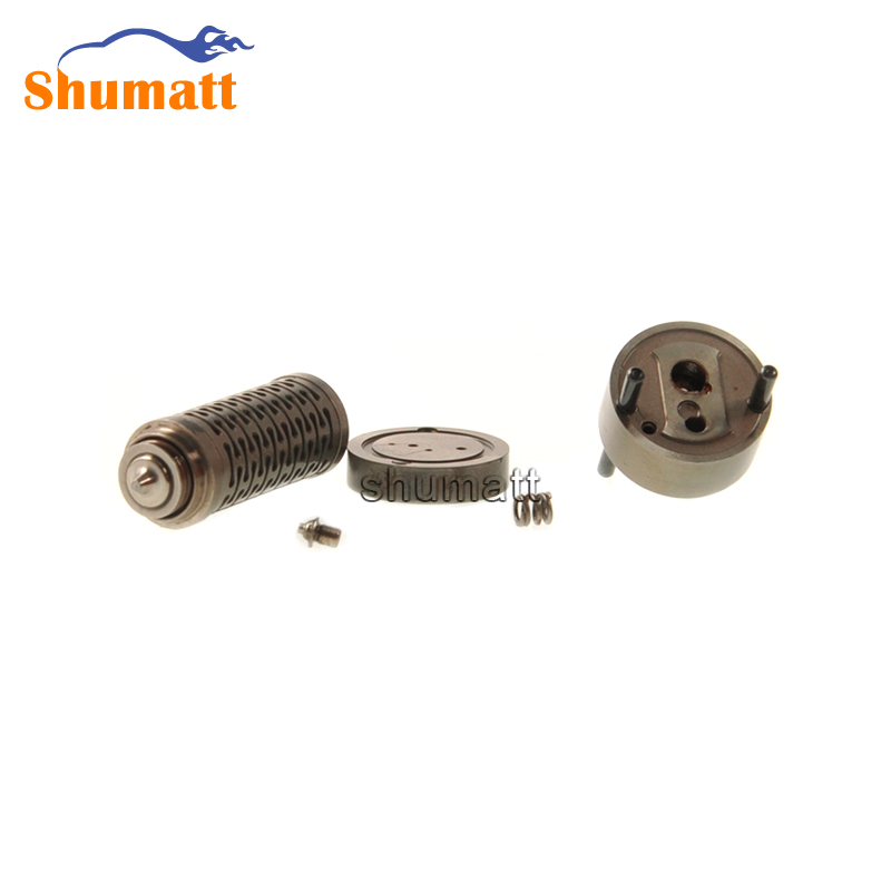 ФОТО Common Rail Injector Nozzle Piezo Electric Injector Control Valve 4342050 for Bosch 0445116011 03L130227A injectors Assembly