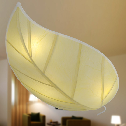 New Design Ceiling Lights : Aliexpress buy leaf design ceiling light special art