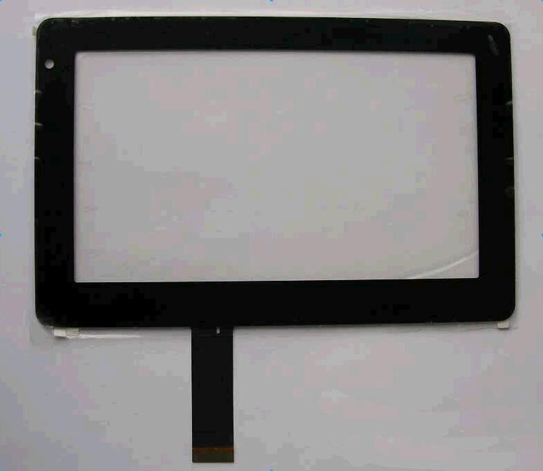 Novo 7 polegada digitador da tela de toque para onda vi10 sensor vidro