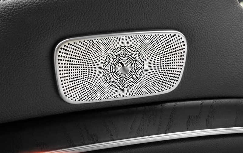 Xe Tạo Kiểu Ghế nội thất trang trí net bìa Trim khung dán Dải cho Mercedes Benz E Class W213 E200 E300 Phụ Kiện