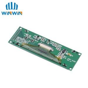 """Image 5 - Yeni OLED ekran 2.8 """"256*64 25664 nokta grafik LCD modülü ekran LCM ekran SSD1322 denetleyici desteği SPI"""