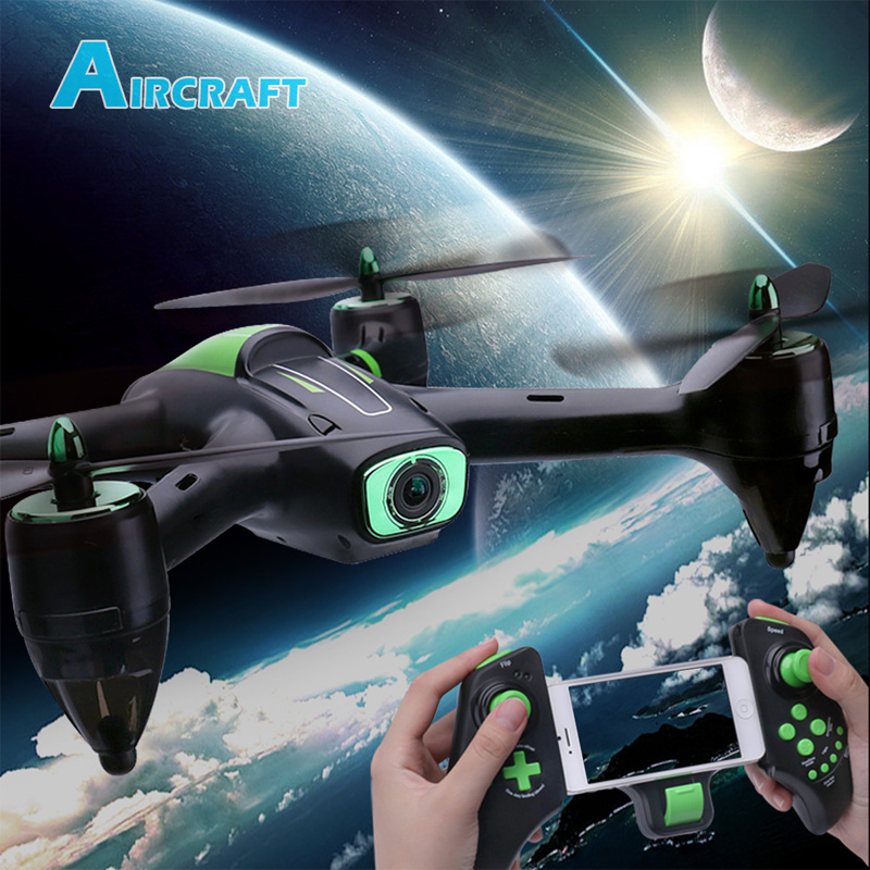 RC Selfie Quadcopter Drone With Camera WiFi HD 5 0MP 1080P FPV Drones Remote Control Helicopter