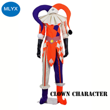 Women's AION Clown Cosplay Costume Halloween Costume