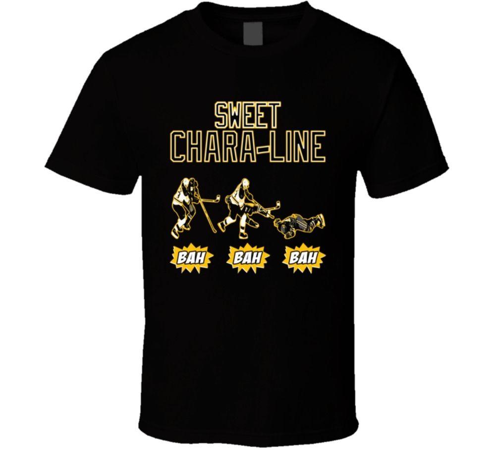 Сладкий charaline Бах сладкий Кэролайн Чара Бостон футболка