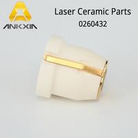 0260432 Laser Ceramic Parts For Fiber Laser Cutting Machine