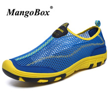 Man Running Shoes Summer Autumn Jogging Sport Sneakers Comfortable Mesh Breathable Size 39-45 Walking Trainers Athletic Shoes