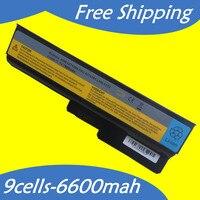 JIGU Laptop Battery IdeaPad G430 For Lenovo 3000 B460 G530 G550 N500 G555 G455 G450 B550 L06L6Y02 L08L6Y02 L08O6C02 L08S6D02
