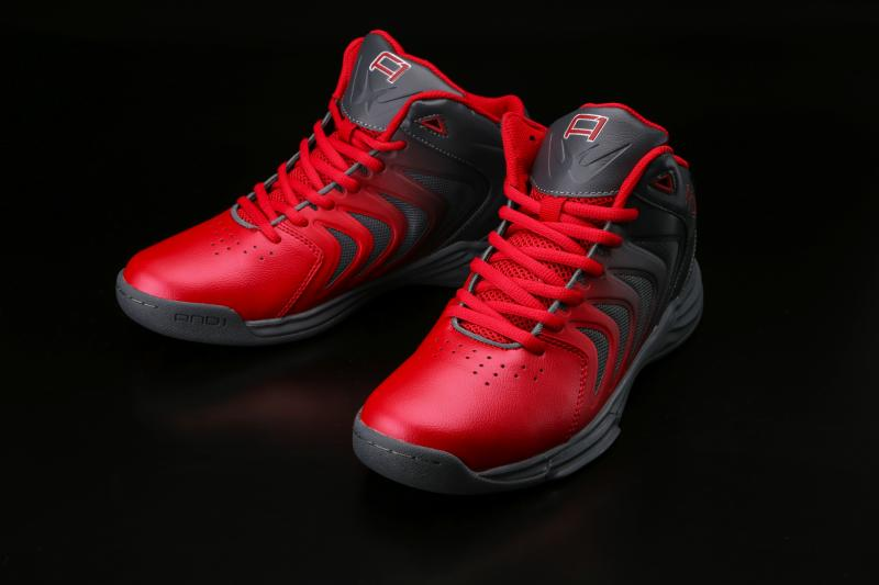 Men professional basketball shoes AND1 basketball sneakers male sports shoes breathable shockproof athletic zoom air shoes цена