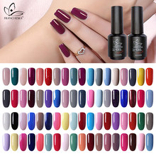Francheska Color01-36 Gel Nagellak Soak Off Nail Gel Polish Unha Nail Art Gellak Nagels Spulletjes Lakiery Hybrydowe Lak(China)