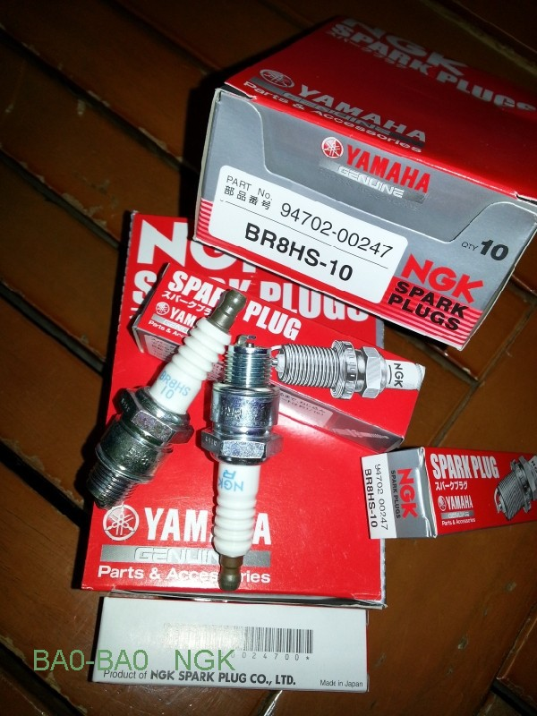 US $20 78 |Japan NGK 33 97182 spark plug SPARK PLUG BUHW2 outboard spark  plugs 5262-in Accessories from Apparel Accessories on Aliexpress com |