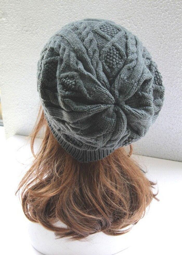 Bonnet classique unisexe