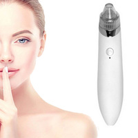 Electric Pore Cleaner Acne Blackhead Remover Skin Care Device Pore Vacuum Extraction USB Rechargeable Comedo Suction