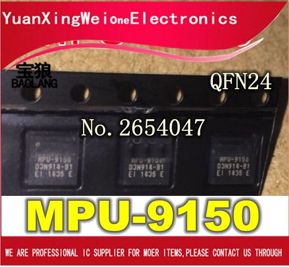 5PCS free shipping MPU-9150 MPU9150 MPU 9150 QFN-24 GYRO/ACCELEROMETER 9-AXIS 24A new original mpu 9150 mpu9150 qfn24 original authentic and new free shipping ic