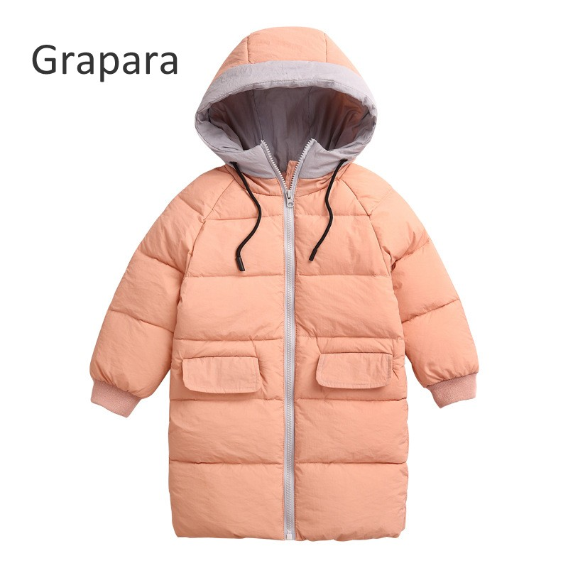 a6ba9dda80fa Children Jackets Boys Girls Winter Down Coat Baby Winter Coat Kid ...