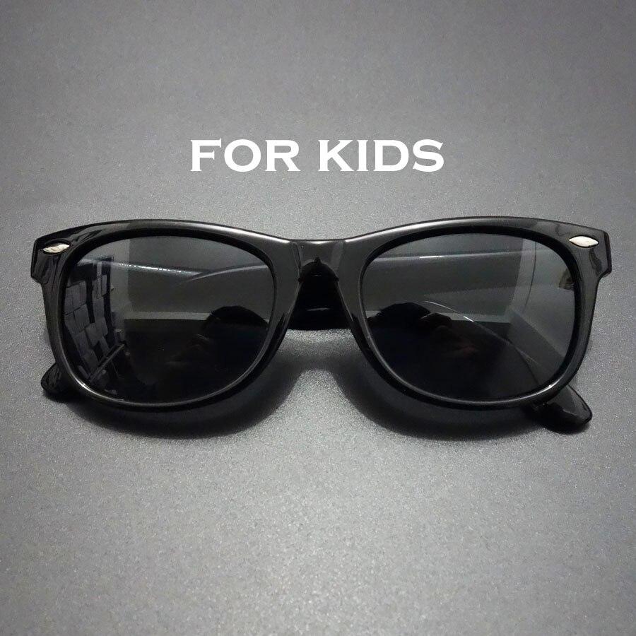 87143 Crianças Óculos Polarizados Óculos de Sol Da Marca 2018 Do Vintage  Polaroid Superar As Crianças 6cc2bd1181