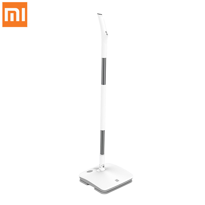 xiaomi swdk d260 electric floor mop mijia handheld floor sweeper wireless home cleaning washer. Black Bedroom Furniture Sets. Home Design Ideas