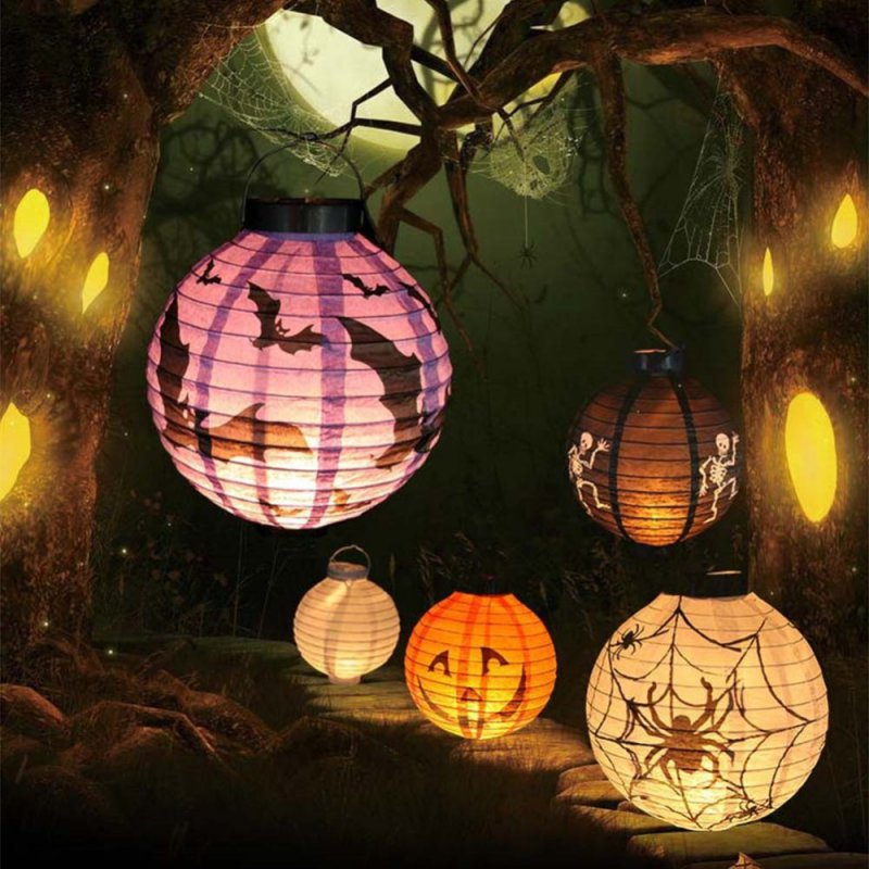 halloween decoration window decoration halloween pumpkin hanging lantern diy holiday party decor scary