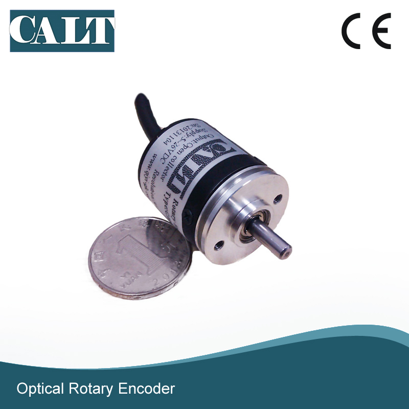 CALT GHS30-4 Push pull output signal 1000 pulse mechanical rotary counter 30mm incremental shaft encoder an incremental graft parsing based program development environment