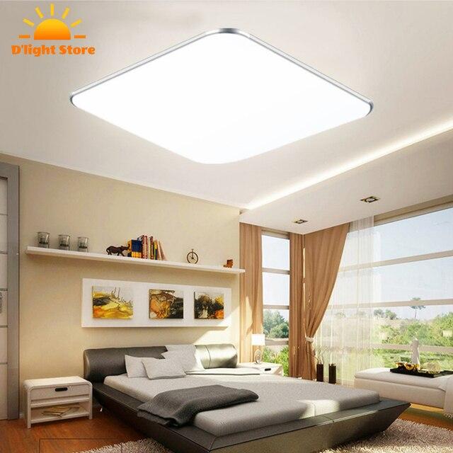 Floureon 36W RGB LED Ceiling Light, 2.4G Wireless Remote Control Infinite Dimming, 180~265V, RGB Color Change