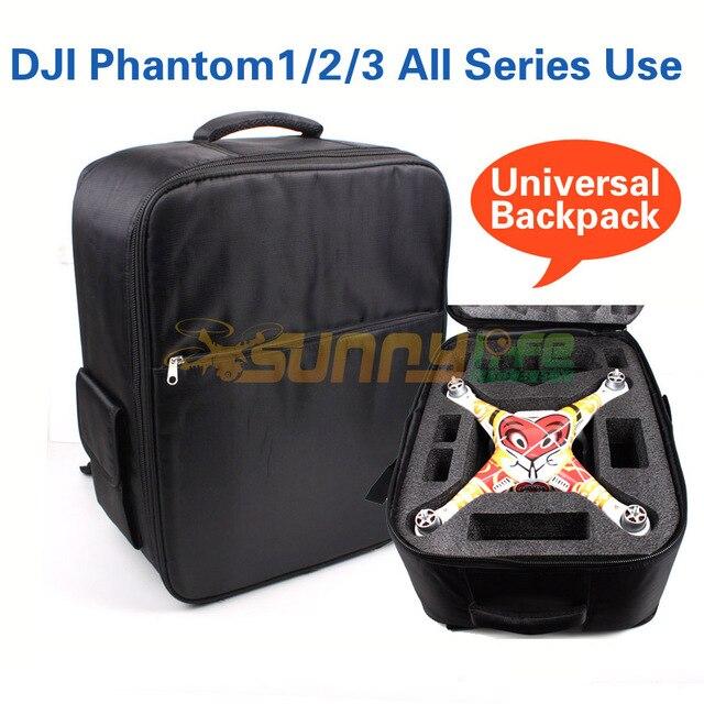 Универсальный Мешок Плеча Рюкзак для Walkera X350 DJI Phantom Все Серии 1/2/2 В/2 В +/3 S/3 P/3A Quadcopter