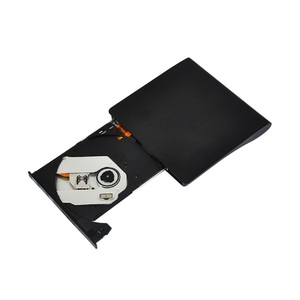 Image 4 - Nuovo Portatile Ultra sottile Esterno Unità CD Lettore DVD USB3.0 Esterno DVD Recorder Lettore CD ROM per Finestre IOS ecc