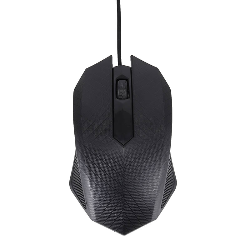 Newly 3000DPI Gaming Mouse Optical USB Wired Mouse Mice For Computer Laptops Notebook DC128
