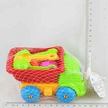 New 11pcs/Set Summer Beach Sand Play Toys Sand Water Toys Kids Seaside Bucket Shovel Rake Kit Play Toy Children Dredging Tools