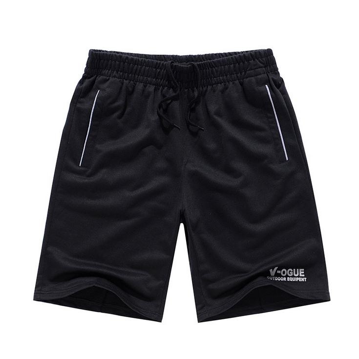 New 2019 Men Summer Sport Fertilizer Plus size 5XL Loose Knit Fitness Short Trousers Elastic Waist Bermuda Straight Shorts in Trainning Exercise Shorts from Sports Entertainment