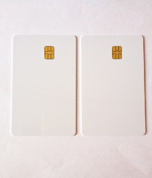 Yongkaida Fudan5542 RFID card smart contact IC card read-write blank Fudan4442 smart card PVC Hotel card фото