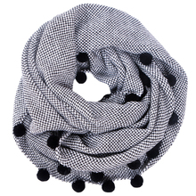 Top Sell Autumn Winter Women Wool Collar Neck Warmer Crochet Ring Scarf For