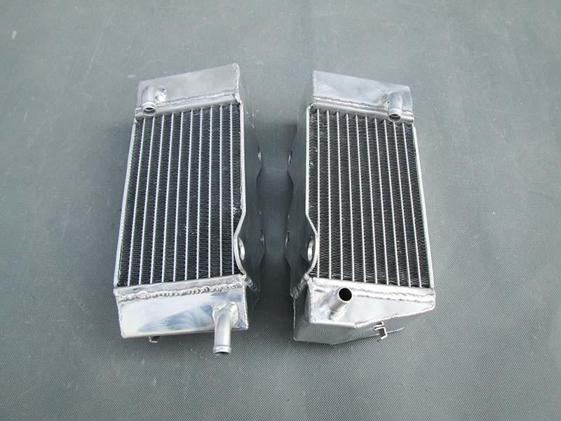 Factory Outlet aluminum Radiator For Honda 1982 CR125R CR 250 CR250R CR 125R 82