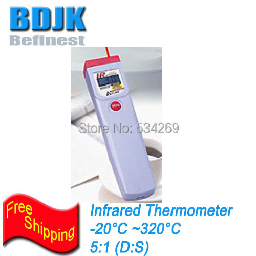 Portable Infrared Thermometer -20~230 Temperature Meters Pocket Thermometer