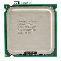Intel Xeon E5440 Quad Core del Processore vicino a LGA775 CPU  funziona su LGA 775 scheda madre-in CPU da Computer e ufficio su
