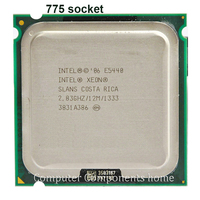 Intel Xeon E5440 Quad Core Processor Close To LGA775 CPU Works On LGA 775 Mainboard