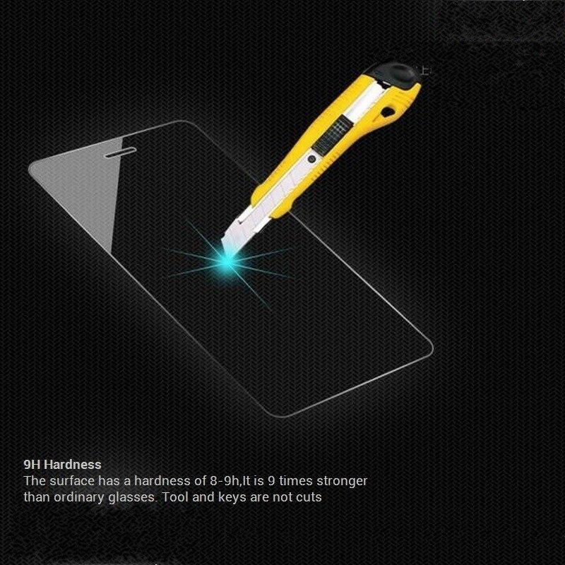 Image 4 - 2pcs For Huawei P Smart 2018 Premium 2.5D 0.26mm Tempered Glass Screen Protector For Huawei P Smart Protective Glass-in Phone Screen Protectors from Cellphones & Telecommunications