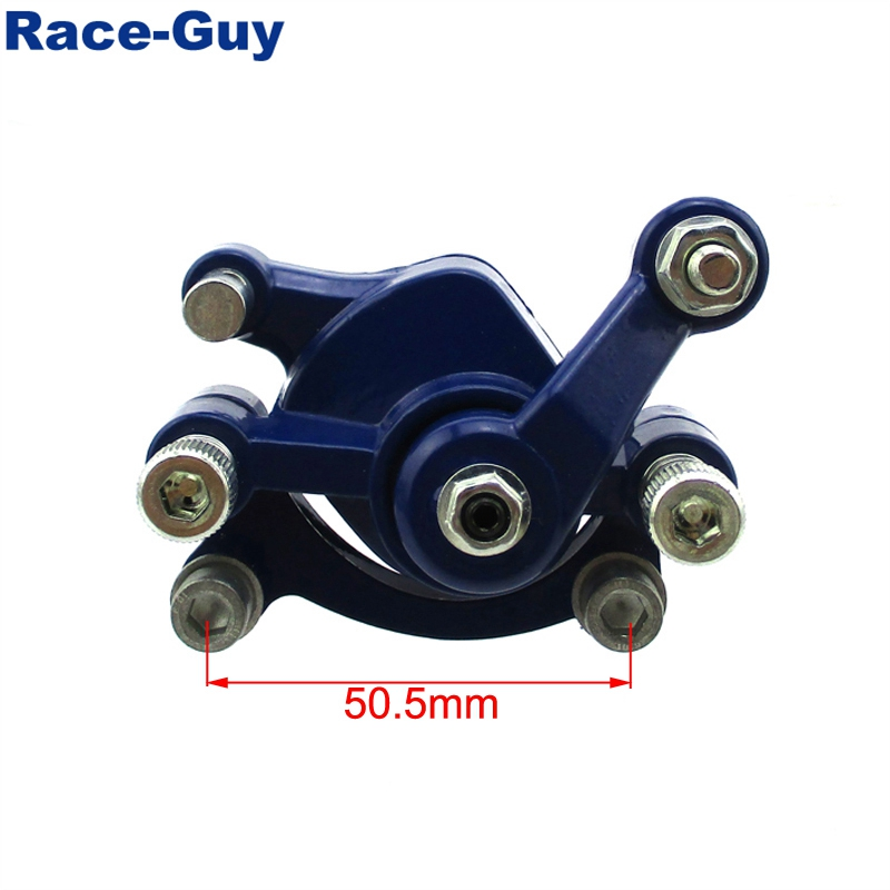 Blue Rear Disc Brake Caliper For 97cc Mini Bike BAJA DoodleBug BLITZ DB30  DB30S DB30R-in Chain Sets from Automobiles & Motorcycles on Aliexpress com  |