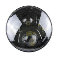 Daymaker Gen2 LED Head Light Harley 7 LED Headlight Motorcycle Motorbike Daymaker Projector Headlamp For Harley